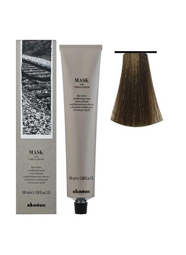 Davines Davines Mask Vibrachrom Saç Boyası 7 Orta Kumral 100 Ml Renksiz